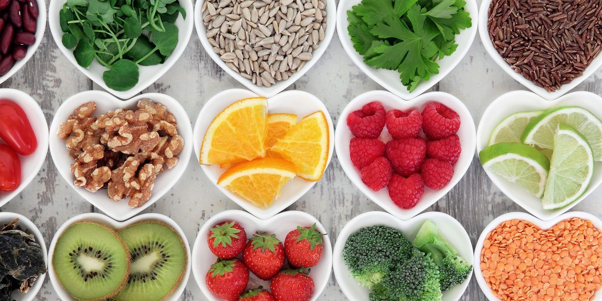 gezond cholesterolgehalte