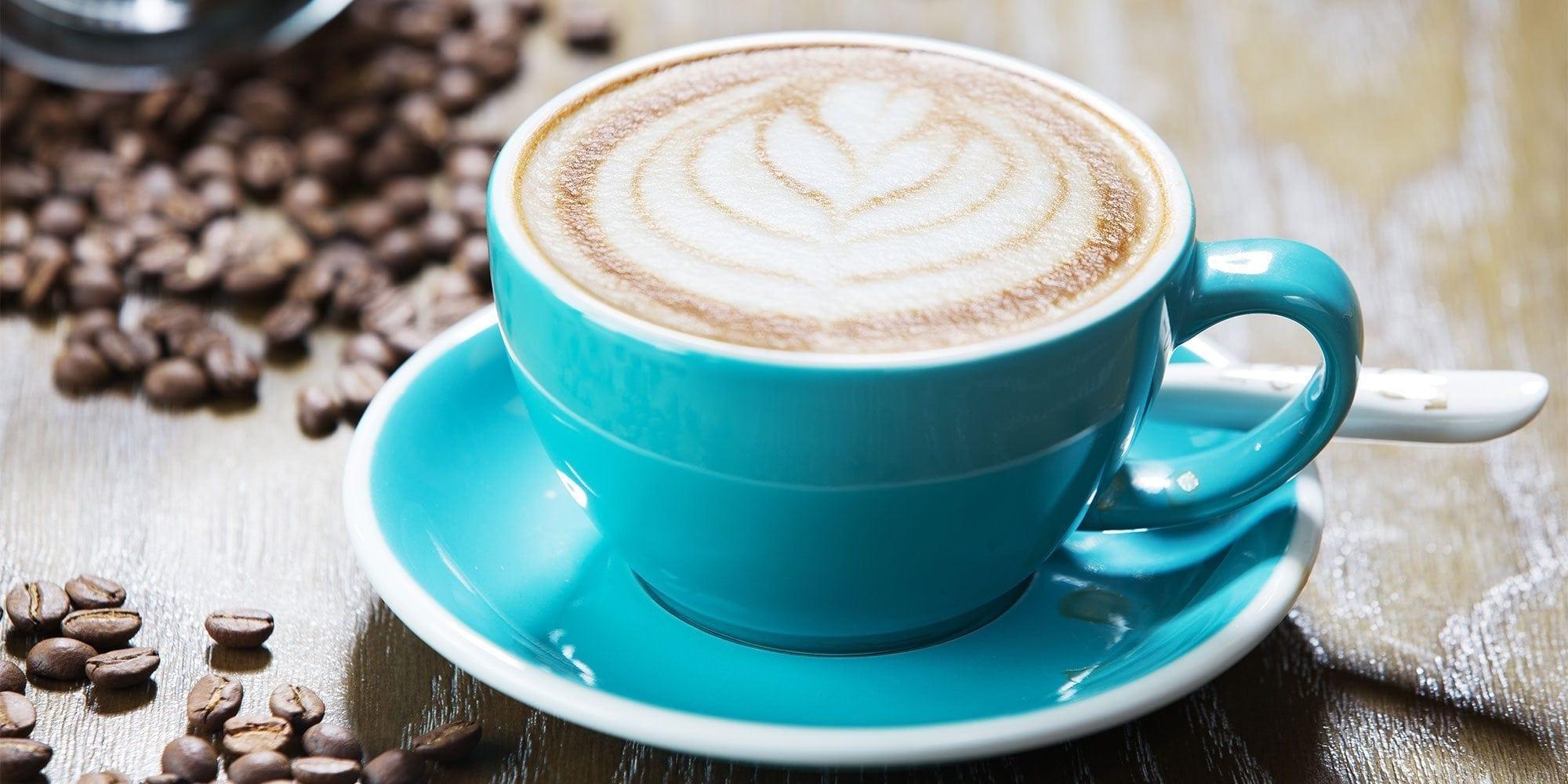 koffie om af te vallen