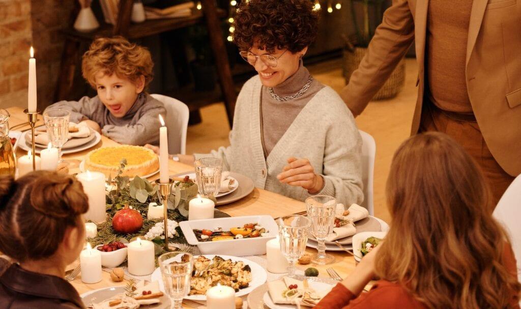 Gezond thuis feestdagen