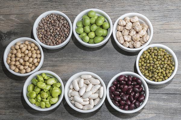 Bonen en peulvruchten