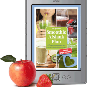 Smoothie Afslank Plan e-boek