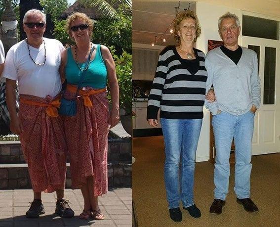 Wim en Janita