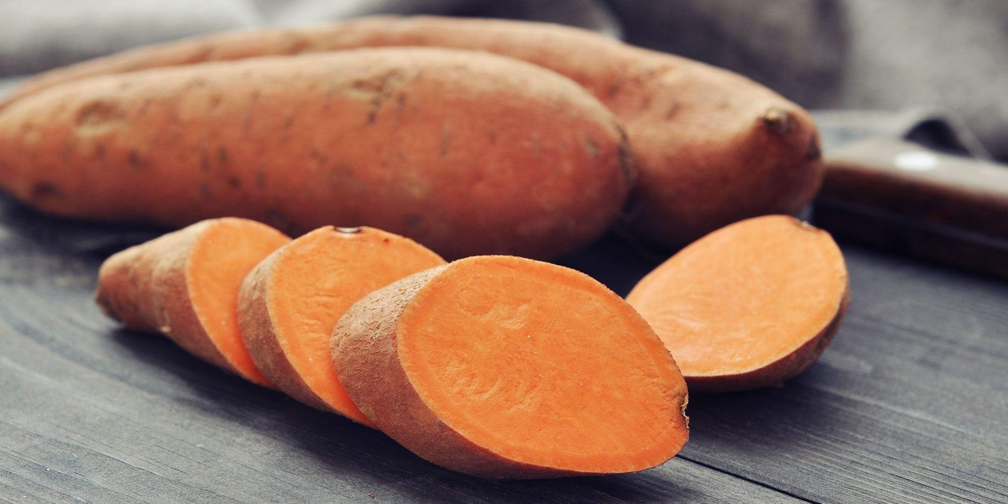 aardappel gezond afvallen