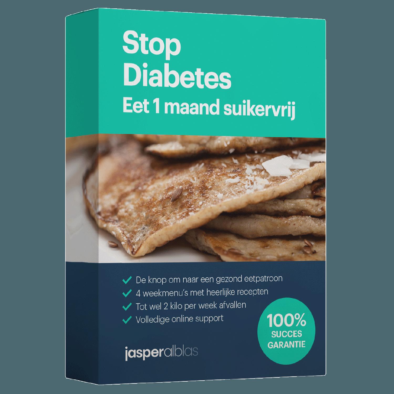 het stop diabetes programma - jasperalblas.nl