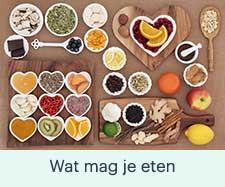 koolhydraatarm voedingslijst